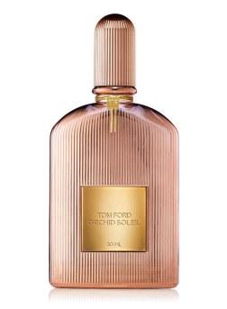 Den nyeste duft i signaturserien 'Orchid Soleil Eau de Parfum' er varm og sensuel med berusende noter af sorte orkideer, rose og pink peber, 100 ml, 1.045 kr.