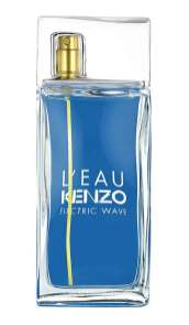 L'eau Kenzo Electric Wave edt, 50 ml, 435 kr.