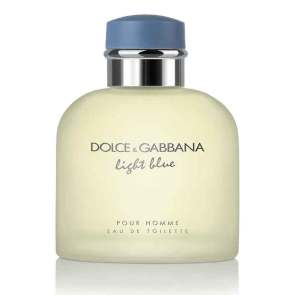 Dolce Gabbana Light Blue Beauty of Capri Pour Homme edt, 75 ml, 555 kr.