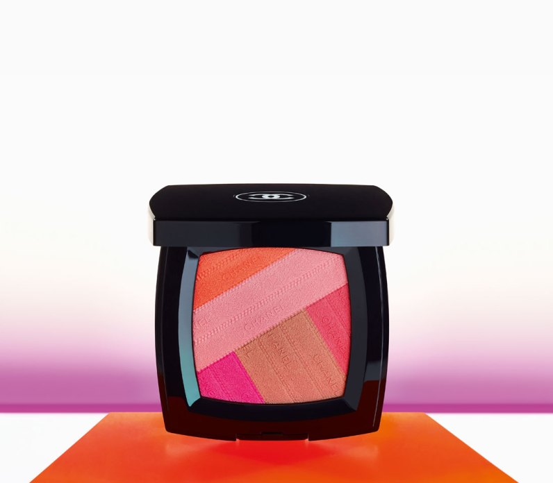 Chanel Sunkiss Ribbon Blush Harmony Limited Edtion, 450 kr.