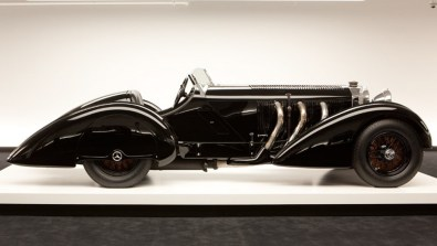 1930 Mercedes-Benz SSK Count Trossi
