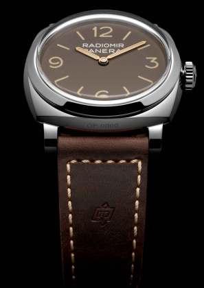 Når det kommer til Panerai, er hver eneste model inspireret af det italienske urmærkes militære fortid. Det gælder også det nye, limiterede 'Radiomir 1940 3 Days' af stål.