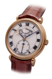 Urban Jürgensens ure er præget af en nærmest hysterisk tilgang til finish og traditionelt håndværk.
