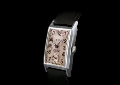 De første Tudor-modeller kom på markedet i 1930'erne. Her en tidlig version fra 1932.