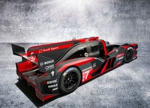 En opdateret V6-diselmotor med den mest raffinerede hybridteknologi nogensinde er hemmeligheden bag Audis ambitioner om at genvinde Le Mans-titlen til juni.