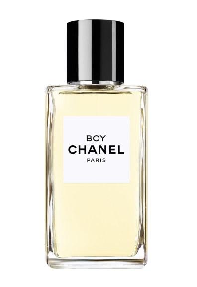 Seneste nyhed fra Chanels eksklusive duftserie Les Exclusifs er Chanel Boy, som refererer til Coco Chanels store kærlighed, Boy Capel. Duften er er både feminin og maskulin med noter af lavendel, geranium, sandeltræ og musk. Chanel Boy, edp, 200 ml, 2.580 kr.