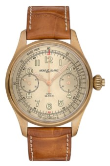 Montblanc 1858 Chronograph Tachy-meter Limited Edition.