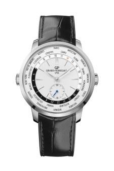 Girard-Perregaux har lavet en mindre version af det berømte WW.TC-ur, hvilket vil passe mange håndled bedre.