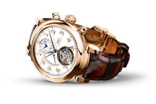 IWC har fundet den gode designpen frem igen og genoplivet det smukke Da Vinci-ur.