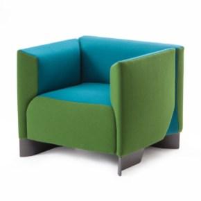 Cassina ZH One-loungestol, ca. 32.000 kr.