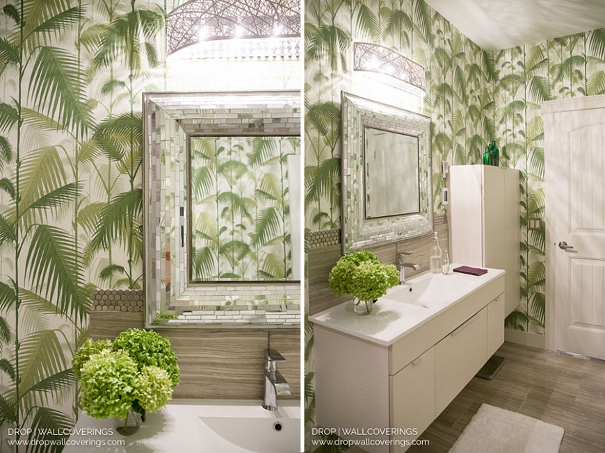 Tropical Decor Ideas To Bring Summer Into Your Contemporary Bathroom Tropical Decor Ideas To Bring Summer Into Your Contemporary Bathroom   luxurybathroomsbrands  luxurybathroomsdesigns  luxurybathroomsimages