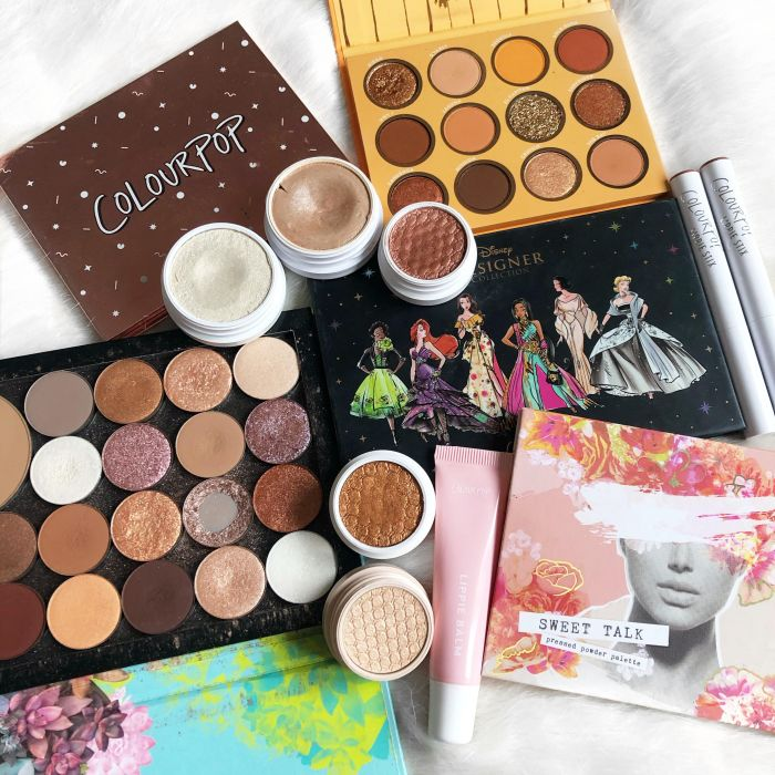 five things to try from colourpop