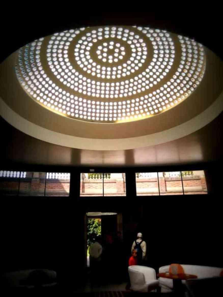 Eltham Palace lobby