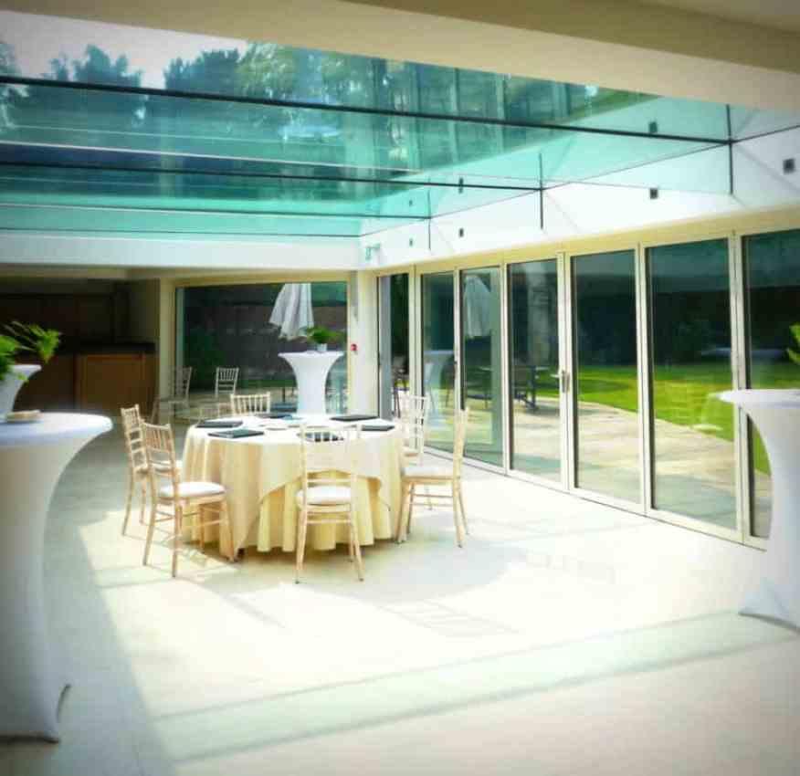 Belle Epoque Conservatory - Luxury Columnist