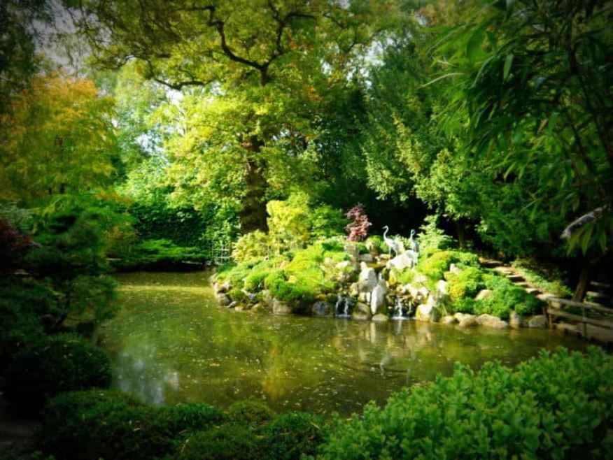 Le Manoir Japanese Garden - LC