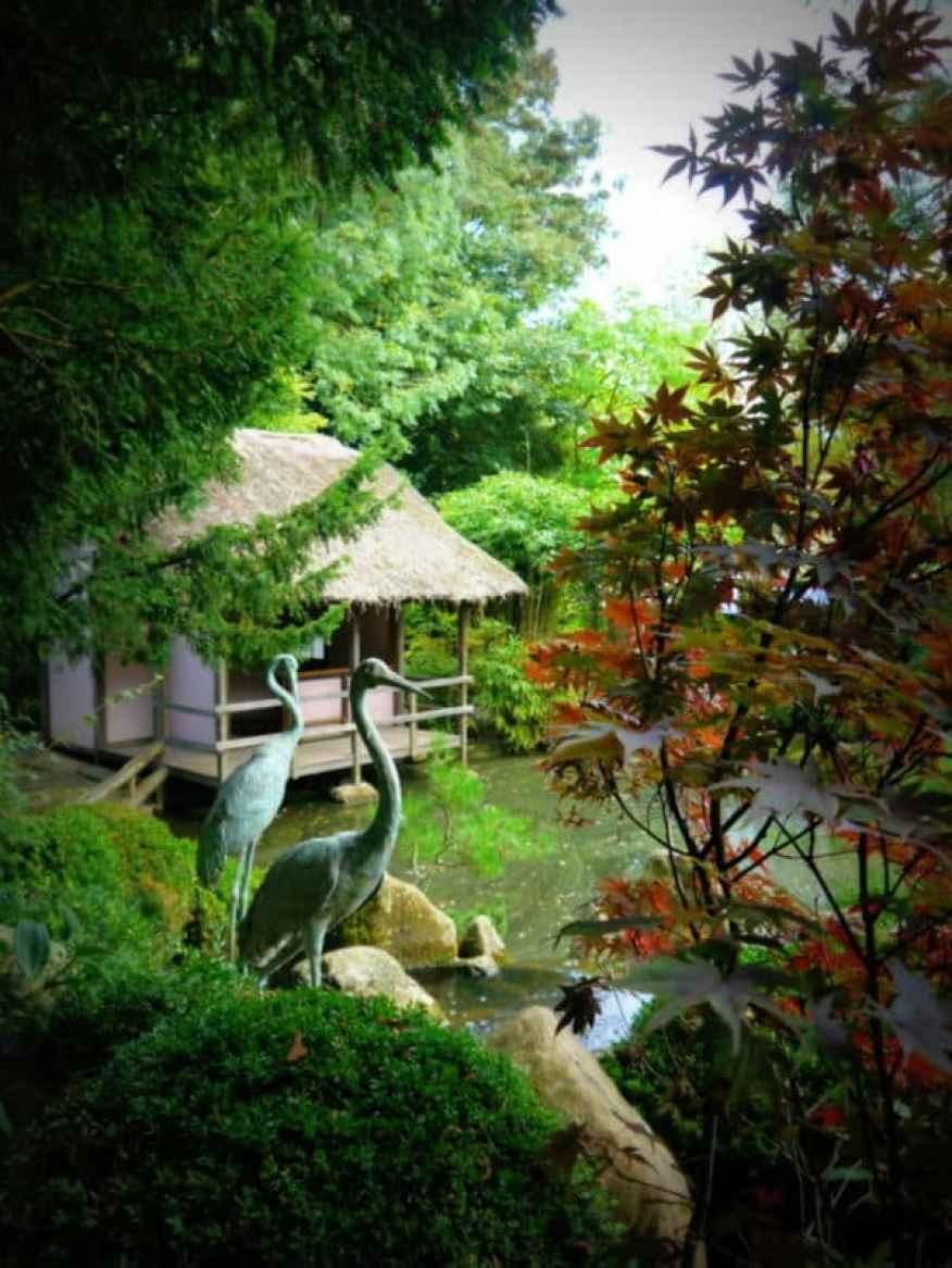 Le Manoir Japanese garden - Luxury Columnist