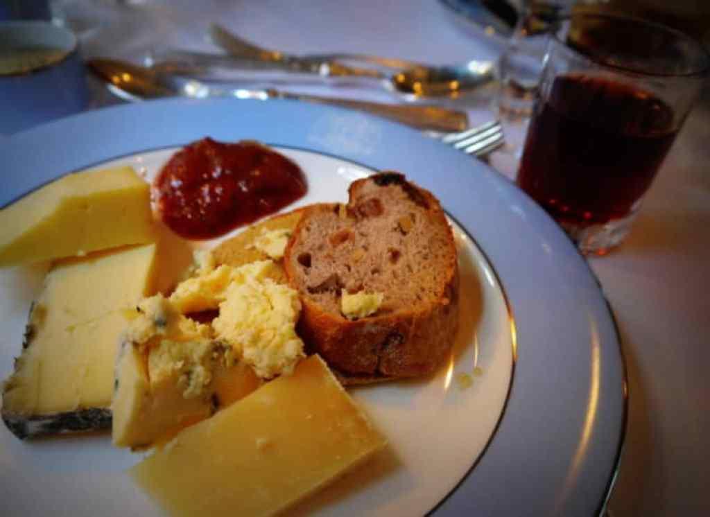 Pullman cheese course - Luxury Columnist