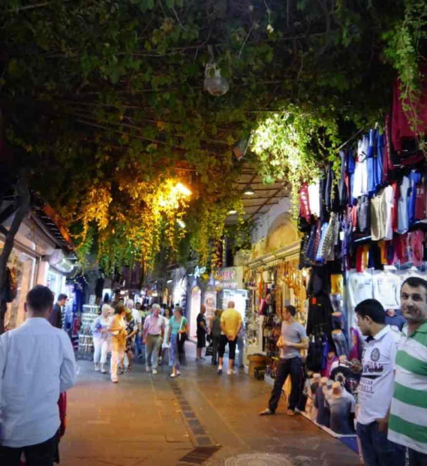 Bodrum Market - www.luxurycolumnist.com