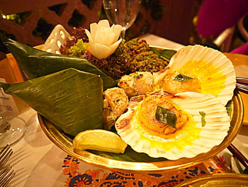 La Porte des Indes – Indian Cuisine with a Difference