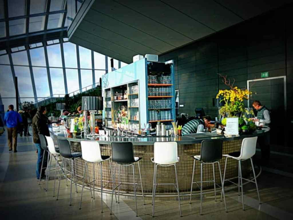 skypod cafe skygarden