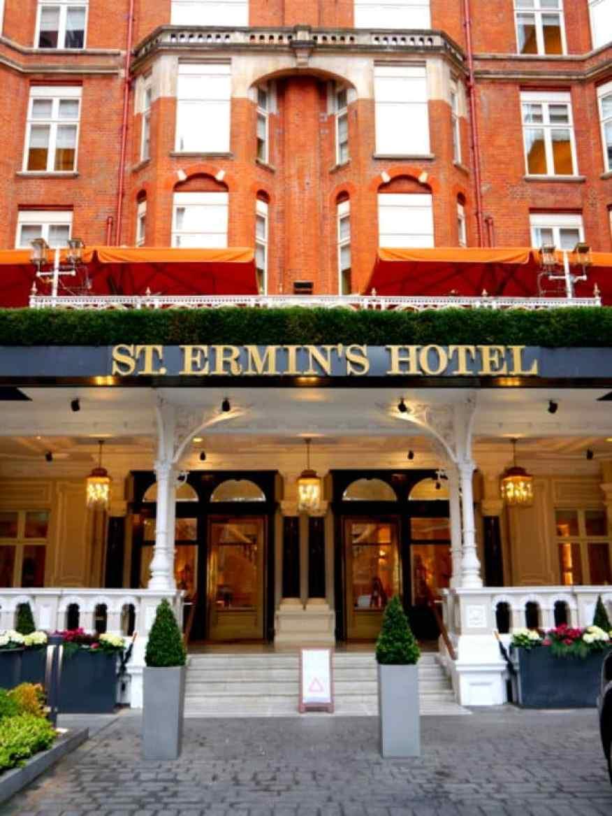 St Ermins Hotel Autograph Collection