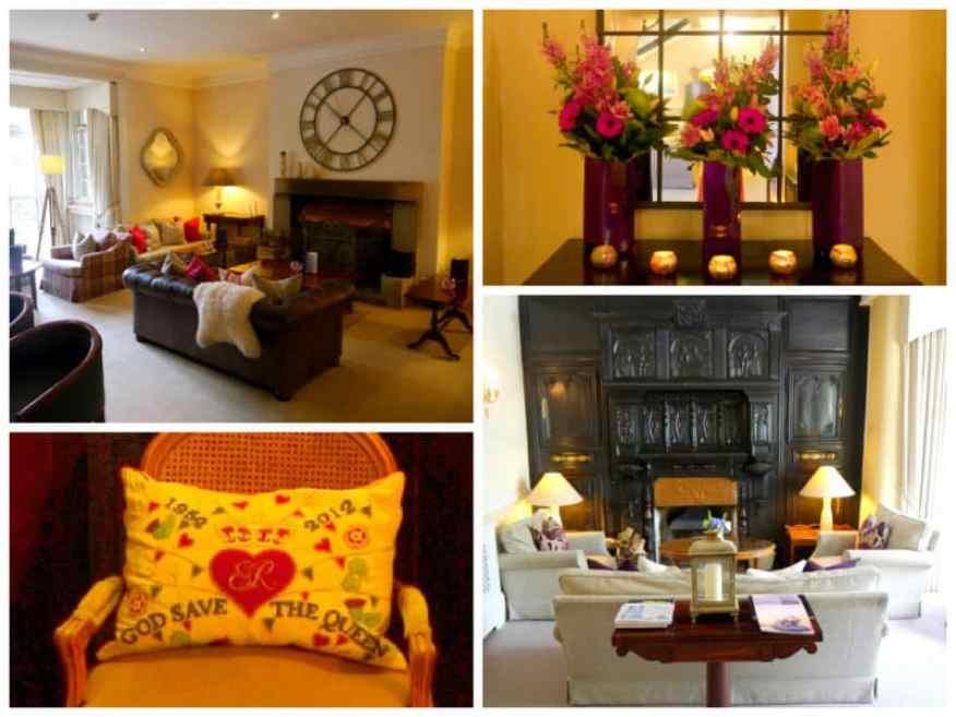 Longueville Manor interiors
