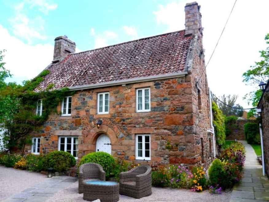 Longueville Manor Cottage Suite