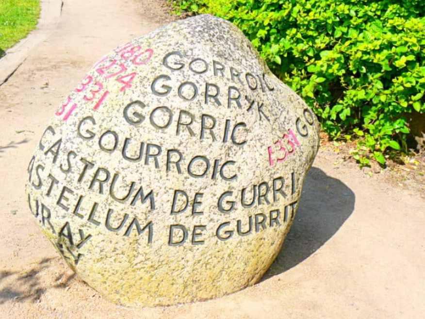 Mont Orgueil Jersey
