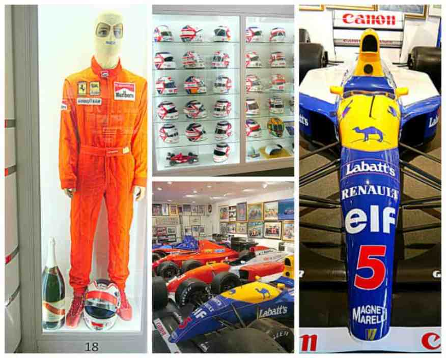 The Mansell Collection Jersey