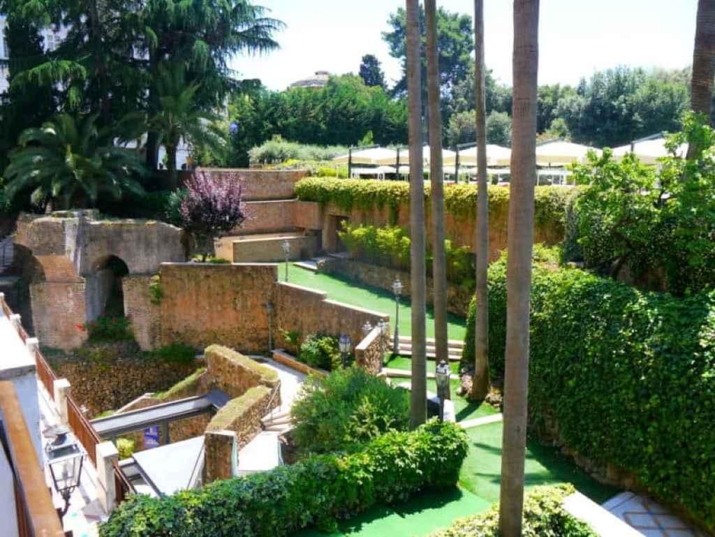 Parco dei Principi grounds