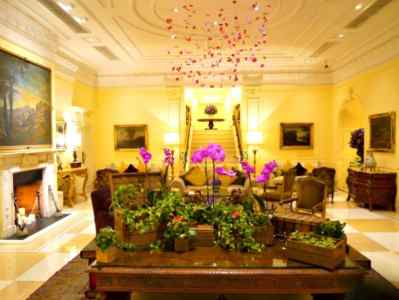 A Luxurious Stay at The Hotel Eden Rome, Italy