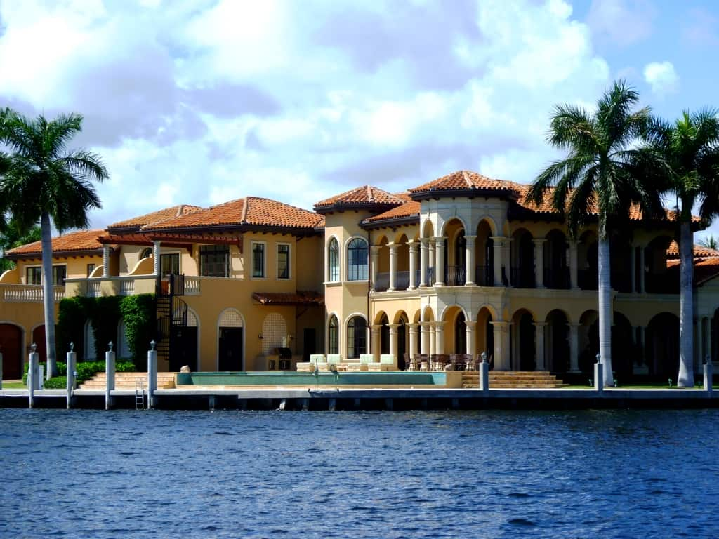 Fort Lauderdale luxury house