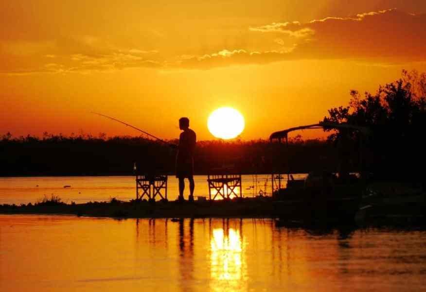 Sunset Selous Safari