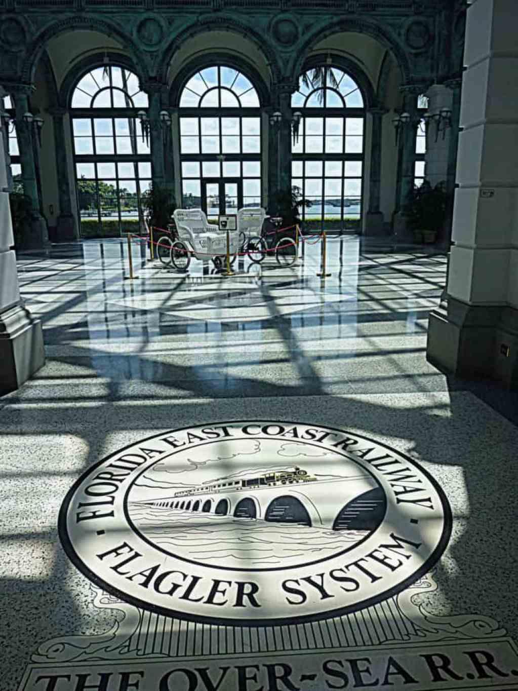 Flagler Museum interior