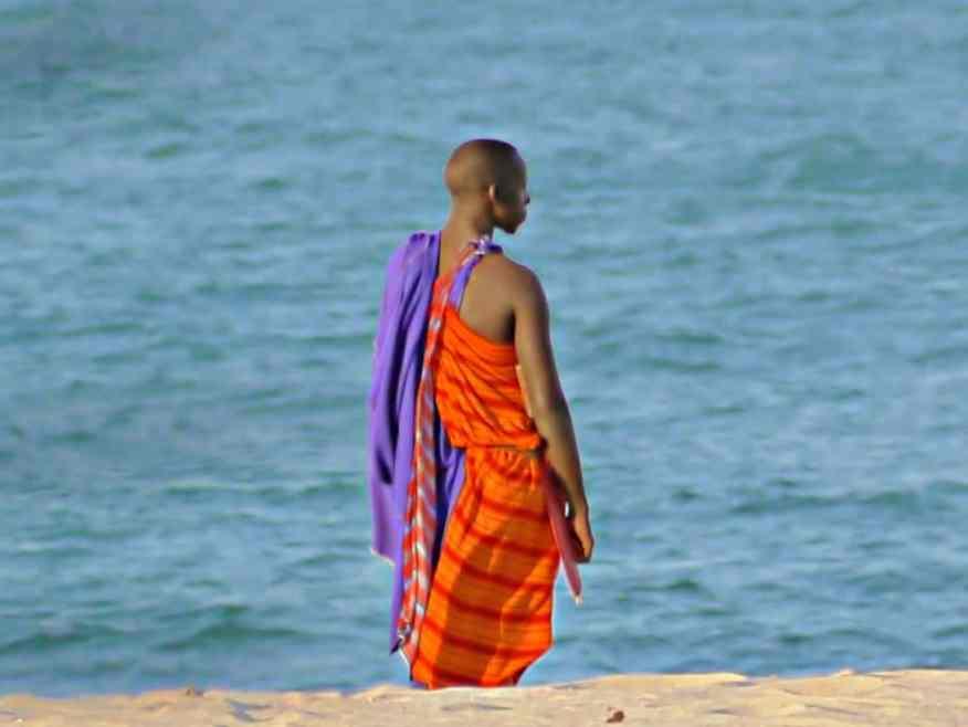 safari beach tanzania