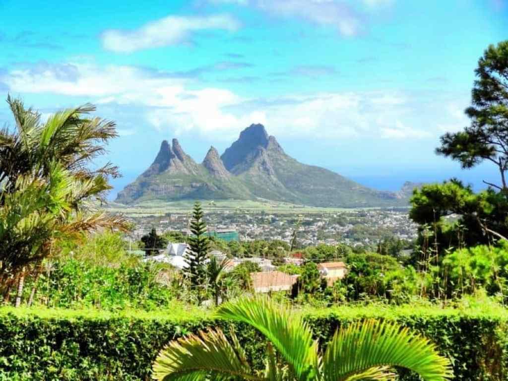 Black River Peak Mauritius
