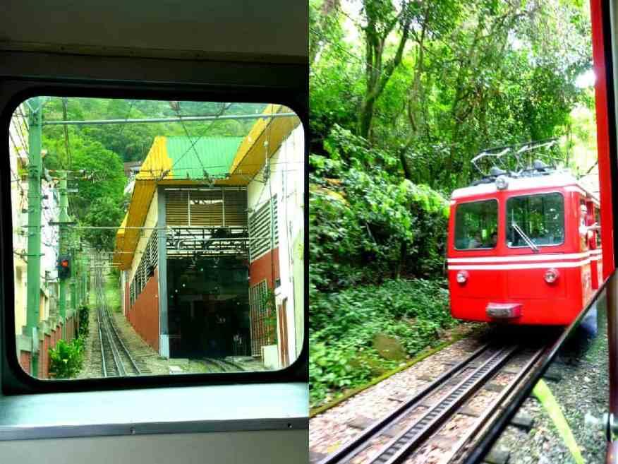 Corcovado train