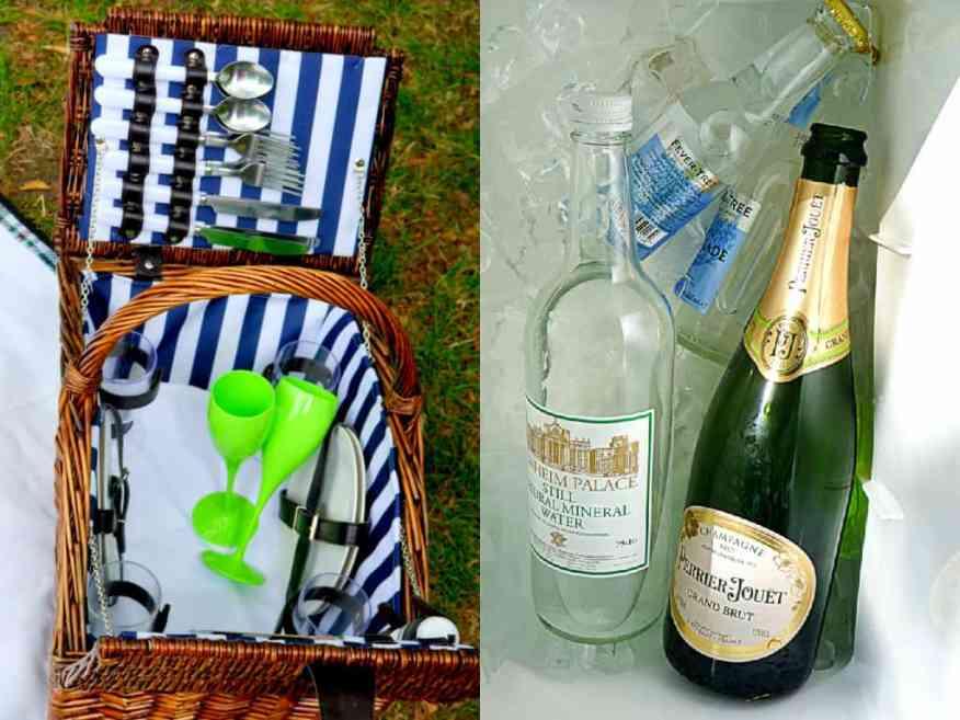 Dukes picnic hamper