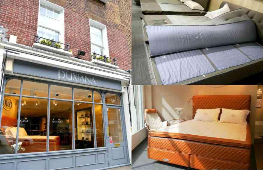 Dux Beds Marylebone