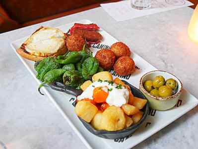Camino Bankside – A True Taste of Spain