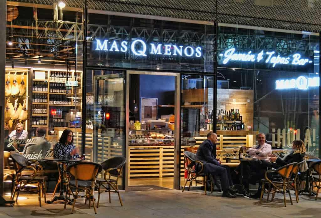 Mas Q Menos – Mouthwatering Spanish Tapas