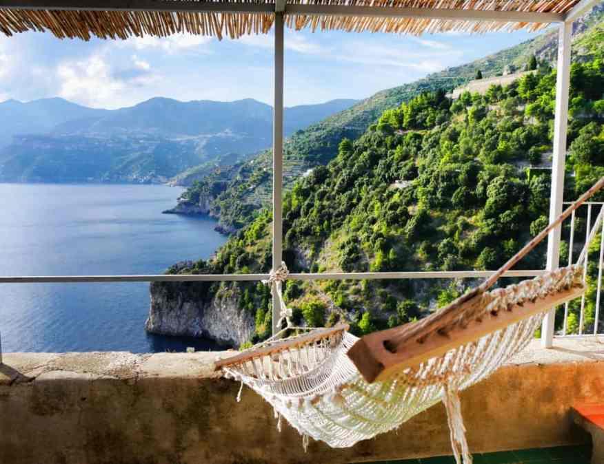 La Torre Amalfi Coast private villa