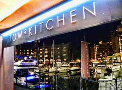 Tom's Kitchen – Modern British Brasserie in St Katharine Docks
