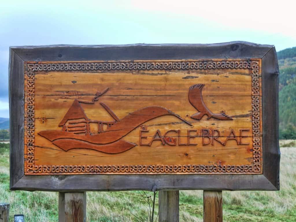 Eagle Brae Scotland