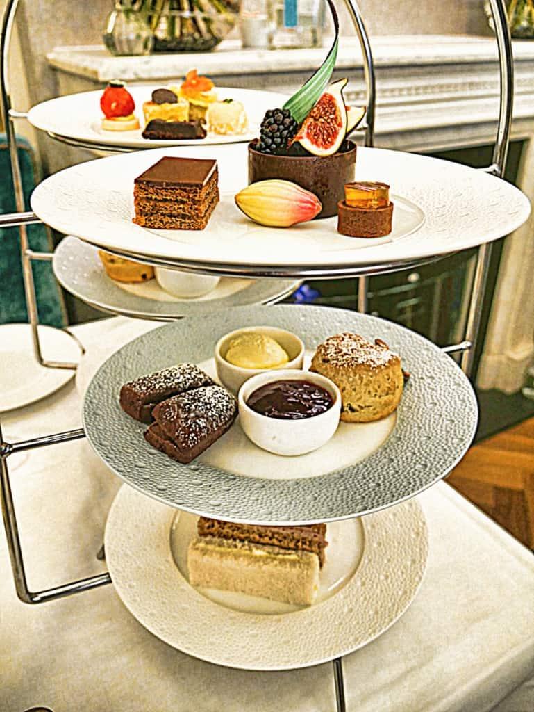 Chocolate Indulgence Afternoon Tea – Flemings Mayfair