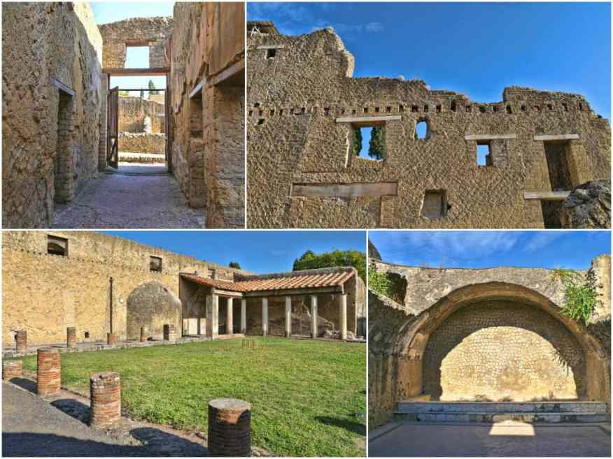 Herculaneum Pompeii alternative