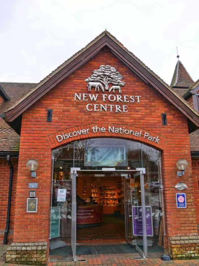 New Forest Tourist Information Centre