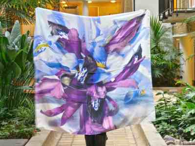 Stephania Limited Editions Silk Scarf – Pretty as a Picture