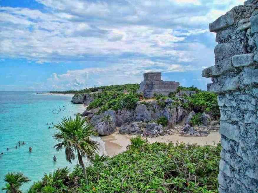 Tulum_Mexico archaeological site-001