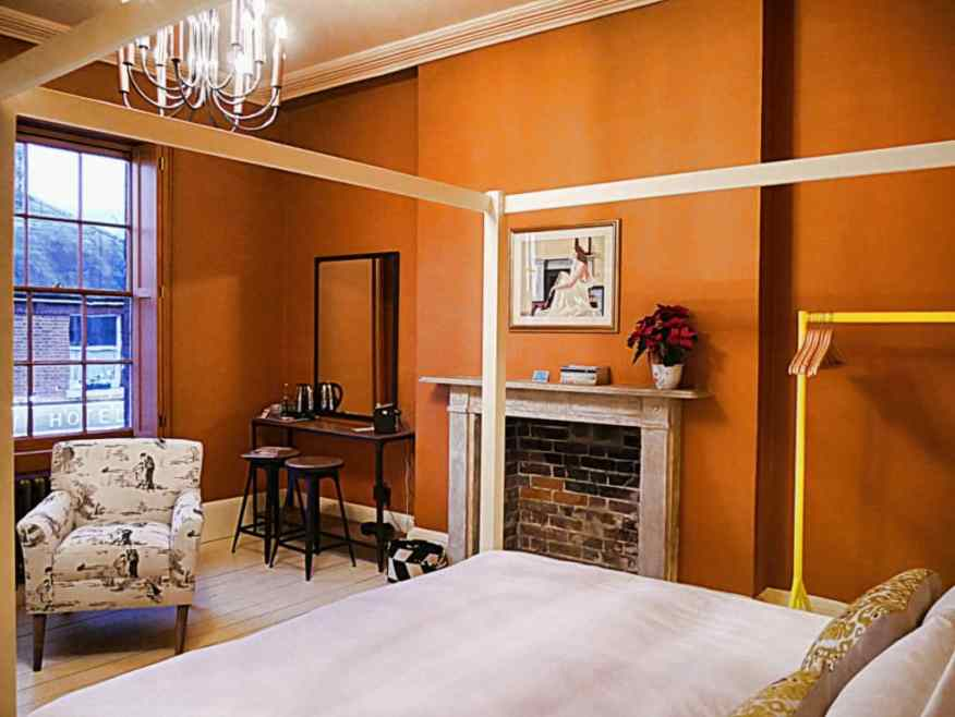 Shepherd's Kent bedroom